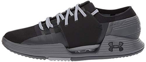 Under Armour Men's Ua Speedform Amp 2.0 Fitness Shoes, Black (Black 003), 10 UK