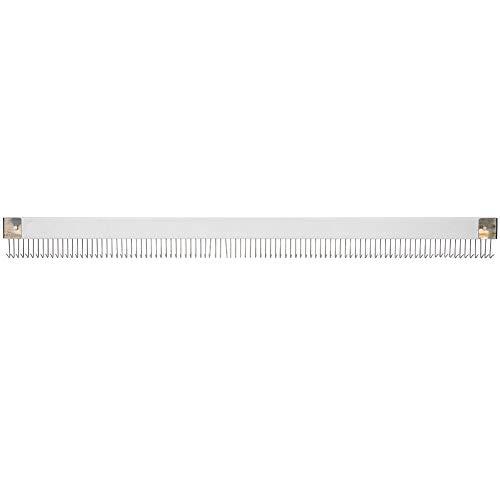 iFCOW Breimachine accessoires, Breimachine Cast-on kam metalen accessoires voor KH821 KH860 KH868 KH894 KH940 KH970