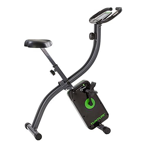 Tunturi Cardio Fit B20 X Bike - Hometrainer - X-Bike - Opvouwbare hometrainer - Opklapbare hometrainer - Fitness Fiets