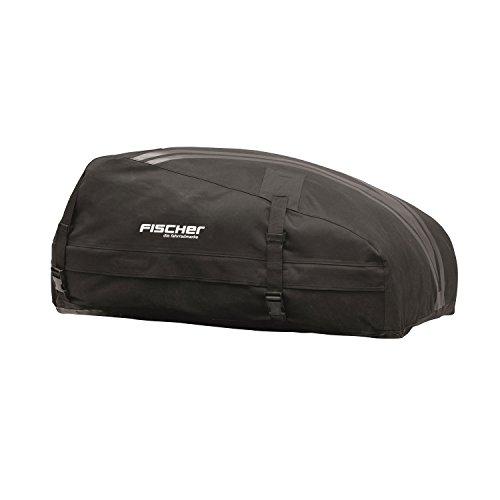 FISCHER 126000 opvouwbare, zeer stabiele, waterafstotende dakbox 270 liter | met opbergtas