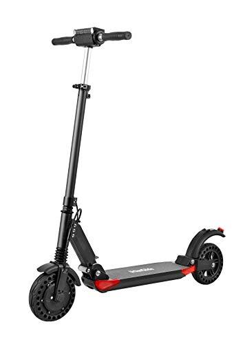 UrbanGlide Ride 81 Boost Scooter Volwassenen Unisex, Zwart, XL