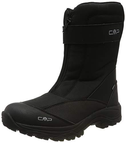 CMP Jotos sneeuwlaarzen voor heren, Zwart Nero U901, 41 EU