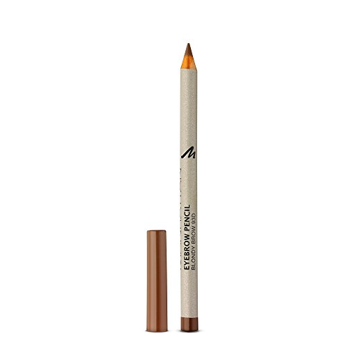 Manhattan Eyebrow Pencil - Lichtbruin wenkbrauwpotlood voor nadrukkelijke en nauwkeurig gedefinieerde wenkbrauwen - Blondy Brow 93D - 1 x 1,3 g