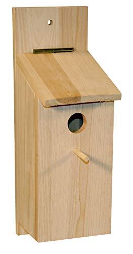 Kerbl 82959 zelfbouwset nestkast 36 x 12 x 14 cm voor mezen