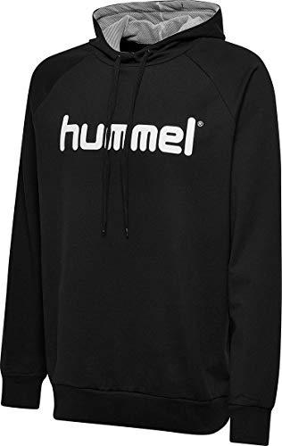 hummel Heren Hmlgo Cotton Logo Hoodie Hoodie Hoodie