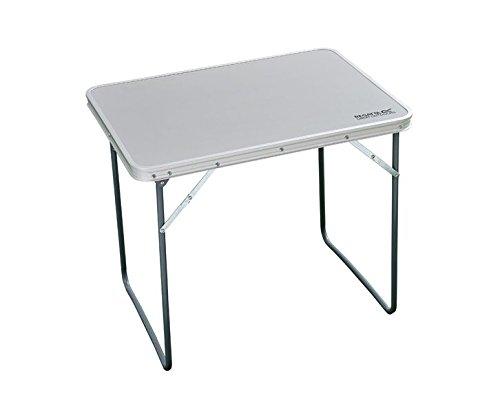 Regatta RCE038 Matano lichtgewichte, opvouwbare tafel, grijs, One Size