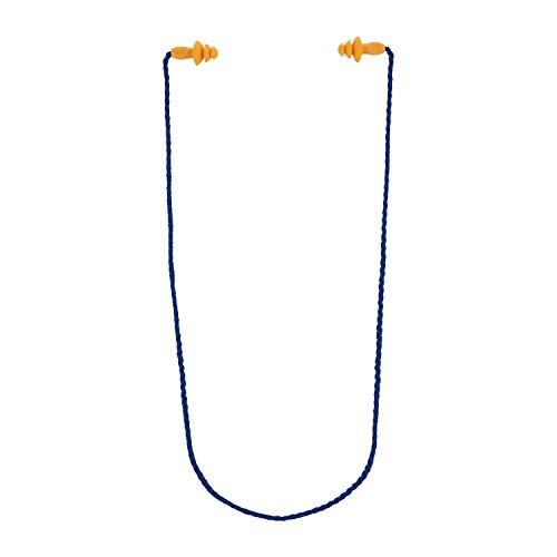 3M 1271C1 Oordopjes met koord (98 dB, voor optimale gehoorbescherming op het werk en in de vrije tijd)