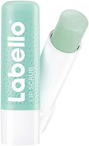 Labello Lip Scrub Aloë Vera, Lippenverzorging met Scrubdeeltjes met Vitamine E, 1 Stuk