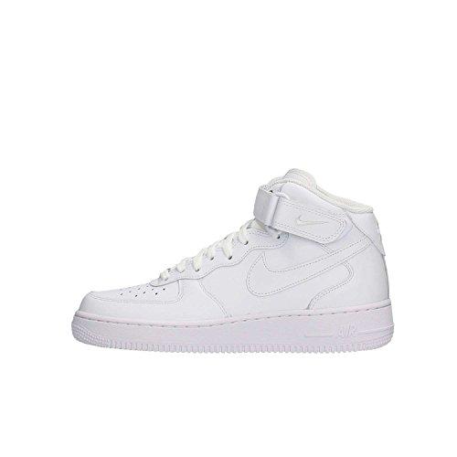 Nike Nike Air Force 1 Mid 07 315123111 HighTop voor heren, wit, 45 EU
