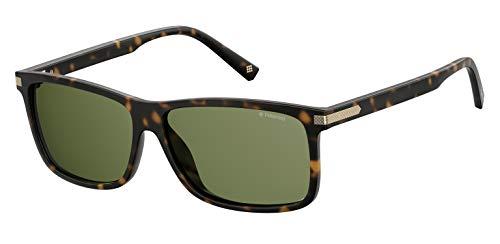 Polaroid heren Pld 2075/S/X zonnebril, meerkleurig (Dkhavana), 59