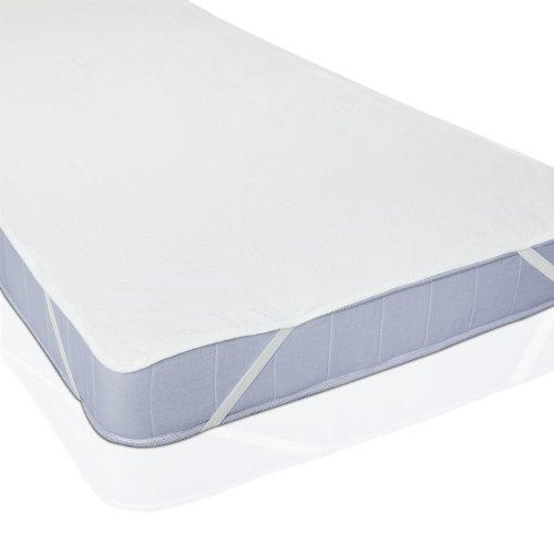 Lumaland - waterdichte matrasbeschermer - in verschillende maten verkrijgbaar - 160 cm x 200 cm