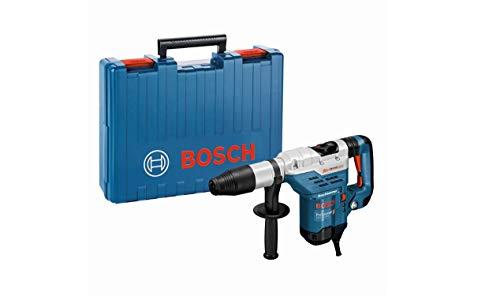 Bosch Professional Gbh 5-40 Dce Boorhamer, 1.150 W Nominaal Vermogen, 8,8 J Slagenenergie, 1.500 – 3.050 Min /Min 1 Slag, Ambachtskoffer. Basic Blauw, Zwart