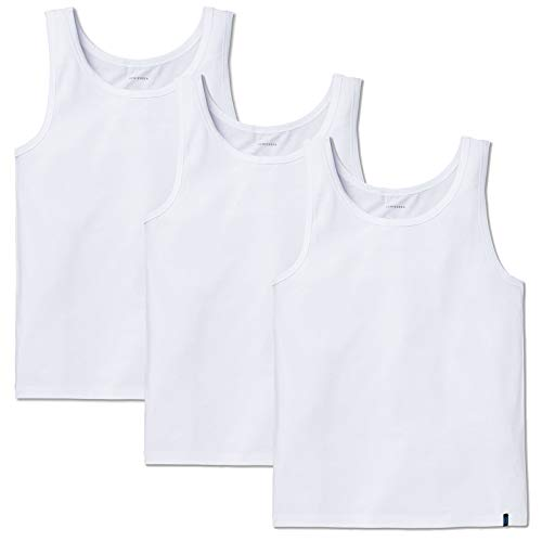 Schiesser 95/5 onderhemd, verpakking van 3 stuks