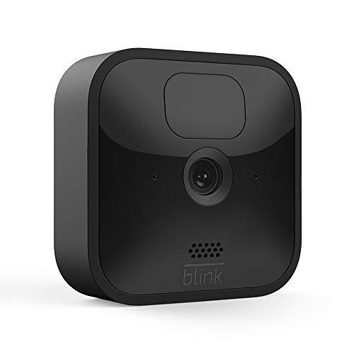 Blink Outdoor: draadloze, weerbestendige HD beveiligingscamera met bewegingsdetectie waarvan de batterijen twee jaar meegaan | 1-delig camerasysteem