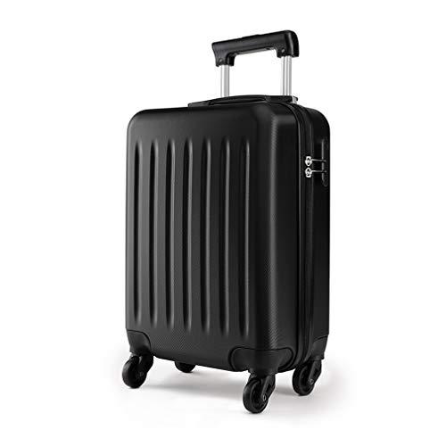 Kono 19'' Handbagage Lichtgewicht Harde Koffer ABS 4 Wiel Spinner Koffer