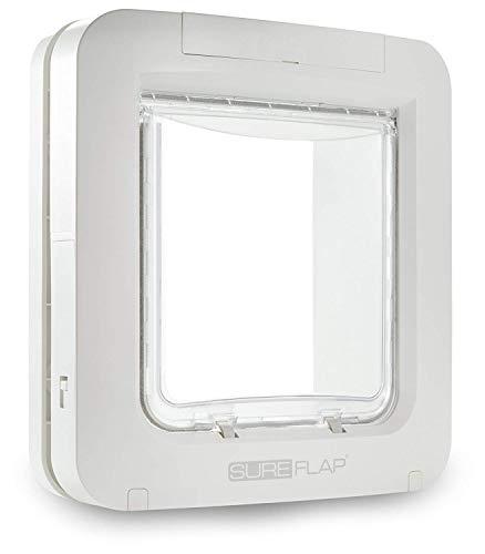 Segula 70943 pet door - Segula 70943, White, Flap, Plastic, Cat, Battery, 272 mm