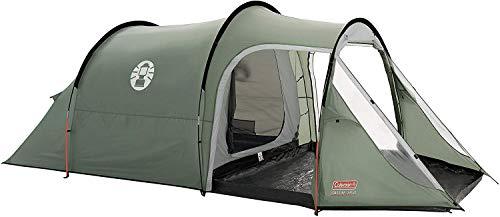 Coleman Coastline tent, 3 personen met groen woongedeelte, 205111