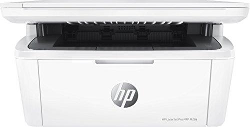 HP LaserJet Pro MFP M28A, Professionele Monochroom Laserprinter voor thuiskantoor (Printen, kopiëren, scannen)