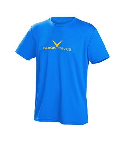 Black Crevice Heren T-shirt Function, blue3, XL