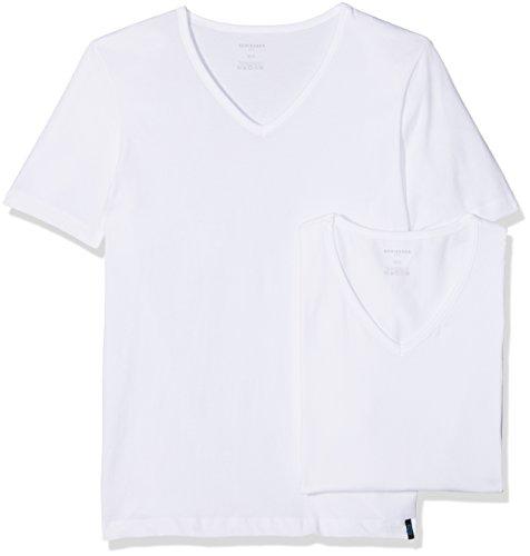 Schiesser Herenonderhemd (verpakking van 2)