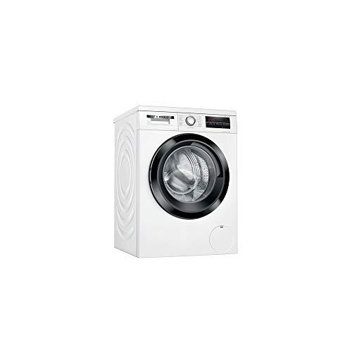 Bosch WUU24T09FF Wasmachine, serie 6 voorhoofd, EcoSilence Drive, 9 kg, 1200 rpm, 63 l, eindkeuze 24 uur, wit