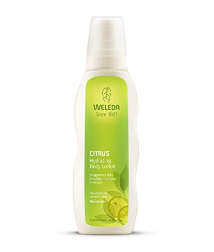 Weleda Citrus Body Lotion Hydraterend, 200 ml
