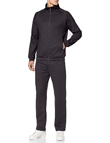 Trigema Joggingpak voor heren, zwart (008), 5XL