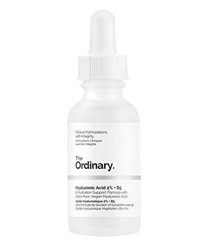 The Ordinary Hyaluronic Acid 2% + B5. / Hyaluronzuur 2% + B5 - Een serum op waterbasis met hyaluronzuur en vitamine B5 dat de huid hydrateert, verzacht en vult