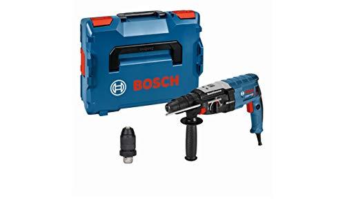 Bosch Professional boorhamer GBH 2-28 F (SDS Plus Snelwisselboorhouder, 880 W, Snelspanboorhouder: 13 mm, Boordiameter tot 28 mm, in L-Boxx)