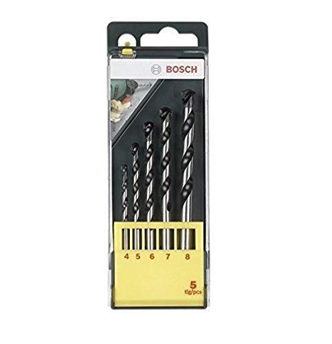 Bosch 5st Betonnen Boor Set