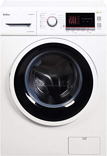 Amica WA 14690 W autonome belasting voor 7 kg 1400 tpm A + + + witte wasmachine – wasmachine (autonome, vóór belasting, wit, links, LED, rood)