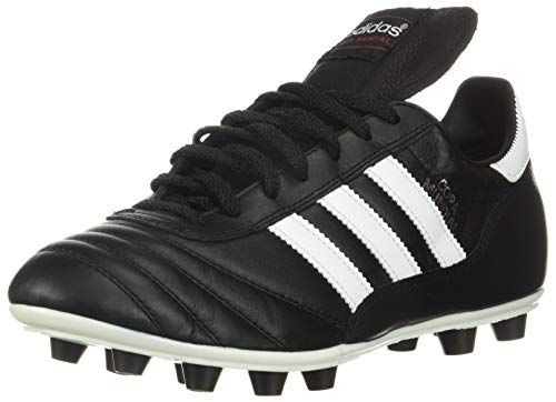 adidas Performance Kaiser 5 Liga Voetbalschoenen voor heren, Black Runwht Red, 41 EU
