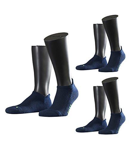 FALKE Cool Kick Sneaker Sokje Unisex 16609 Blauw 6120 marine Katoen - 42-43