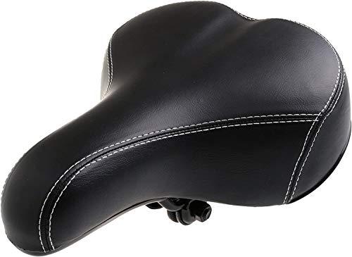 BENSON 11547 zwart comfort gelzadel fietszadel