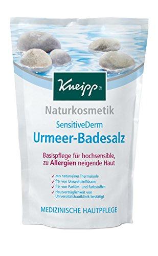 Kneipp SensitiveDerm Urmeer badzout, 500 g