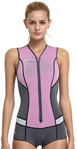 Cressi Idra Swimsuit - Lady 2mm Neoprene Swimsuit