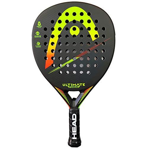 HEAD Paddle Racquet Ultimate Power 2 Groen/Geel