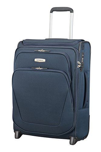 Samsonite Spark SNG Upright S Uitbreidbaar Handbagage Koffer, Blauw (Blue)