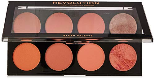 MAKEUP REVOLUTION Ultra Blush Palette Hot Spice, 13 g