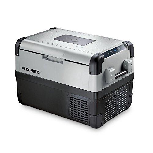 DOMETIC CoolFreeze CFX 50W - elektrische compressor-koelbox/vriesbox, 46 liter, 12/24 V en 230 V, Mini koelkast voor auto, vrachtwagen, stopcontact, met WLAN + USB-aansluiting