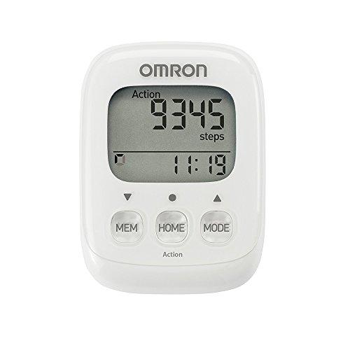OMRON Walking Style IV stappenteller (pedometer) – Wit