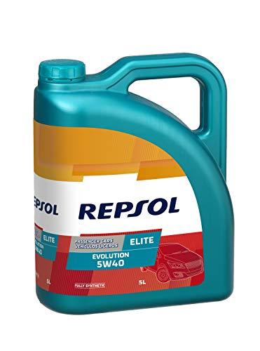 Repsol Motorolie Elite evolution 5W- 40