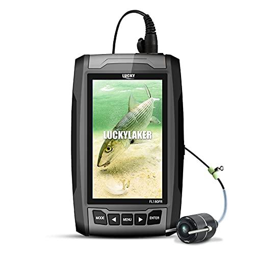 LUCKY Onderwatervis-camera, viszoeker-onderwatercamera, visvinder-watercamera met hoge resolutie
