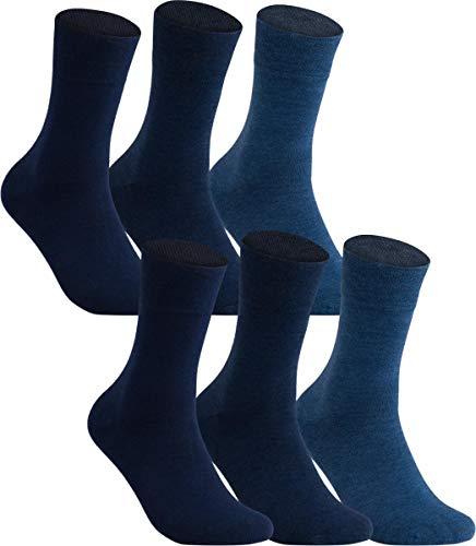 RS. Harmony | Korte sokken voor heren | katoen kwaliteit zachte rand.