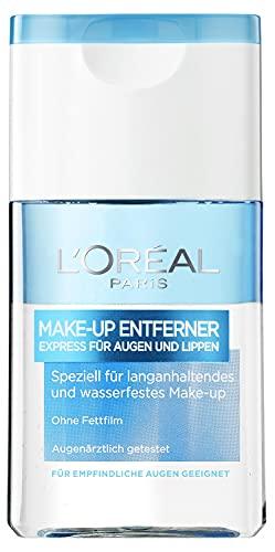 l'Oréal Paris Make-Up Remover, Geschikt Voor Gevoelige Ogen, 125 ml