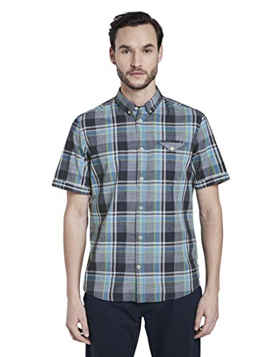 TOM TAILOR Heren Ray Casual Shirt