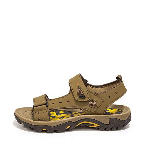 Tanxianlu Sandalen voor heren, zomerschoenen, ademende strandschoenen, zomer en heren.
