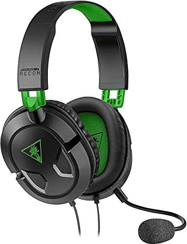 Turtle Beach Recon 50X Gaming Headset - geschikt voor Xbox Series X, Xbox One, PS4, Nintendo en PC