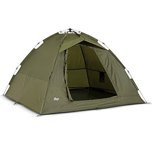 Lucx® Ruck Zuck Tent/Vistent / 1-2 man Bivvy / 1-2 man karpertent/campingtent/secondentent/snelopbouwtent