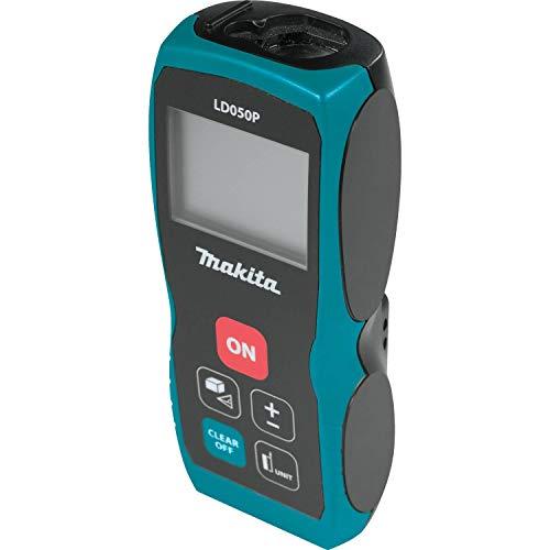 Makita LD050P Laser - afstandsmeter, ± 2,0 mm, IP54 - beschermd